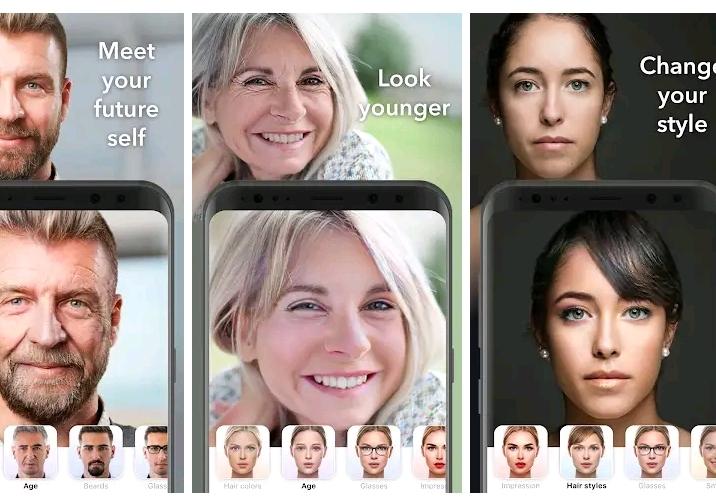 Image result for Приложение FaceApp заработало за 10 дней июля $1 млн - СМИ